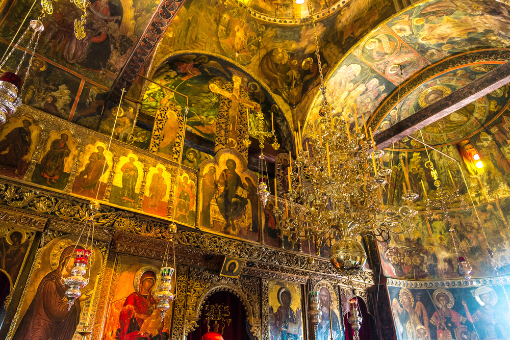 Meteora - Kloster